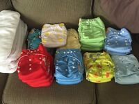 Giggle Life cloth diaper bundle