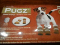 UGGS Boots for your Dog - PUGZ Suede Boots