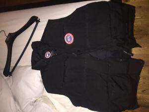 Manteau sans manche Canada Goose unisexe
