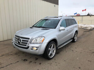 2009 Mercedes-Benz GL550 4Matic   No Accidents   Low KM   Loaded