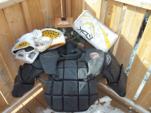 Junior Street Hockey Goalie Gear