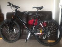 Scott yz mountain bike