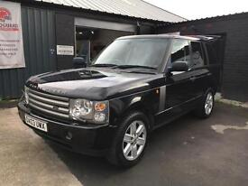 Land Rover Range Rover Vogue 4.4 V8 AUTOMATIC 2003(03) LUXURY MUSCLE