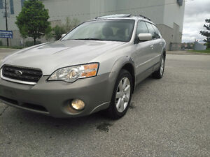 2006 Subaru Outback 2.5i Limited CERTIFIED+2 YEARS FREE WARRANTY