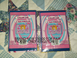 Girls pillowcases Kingston Kingston Area image 1