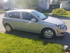 2008 Saturn Astra XE 4dr auto hatchback.