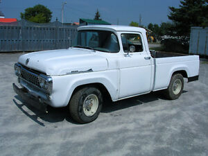 1957 Ford F-100 Pickup Truck MAKE an OFFER