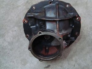 9 inch ford large bearing center section