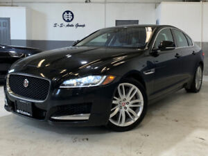2016 JAGUAR XF PRESTIGE|AWD|V6|NAV|ONE OWNER|ACCIDENT FREE|