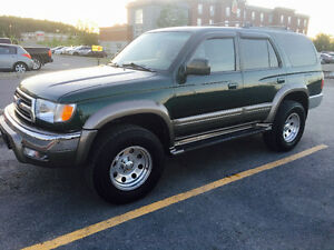 2000 Toyota 4Runner Limited Automatique