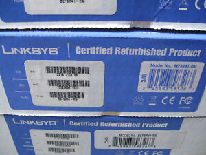 Linksys EtherFast Cable/DSL Router with 4-Port Switch Cornwall Ontario image 4