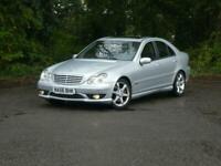 2006 Mercedes-Benz C Class C220 CDI Sport 4dr Auto P/X TO CLEAR SALOON Diesel Au