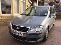 2007 Volkswagen Touran 1.6 S Facelift 7 Seater Stunning Condition Drives Perfect P/Ex Welcome