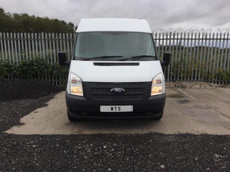 0400d6a906 2013 (63) Ford Transit 2.2TDCi ( 100PS ) ( EU5 ) 300L Med Roof Van 300 LWB