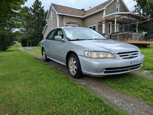 2002 Honda Accord 160000