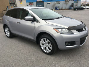 2007,,MAZDA  CX-7,,,GT,, AUTOMATIQUE,,4 CYL,,2.3L,,