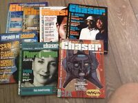 STRAIGHT NO CHASER MUSIC MAGAZINE GILLES PETERSON JAZZ HOUSE HIP HOP SOUL FUNK