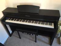 Piano Yamaha clavinova clp-535