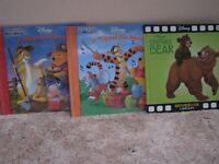 6 NEW STORY BOOKS FROM DISNEY  NEW