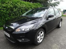 2009 Ford Focus 1.6 Auto Automatic Zetec Low Mileage Full Ford History Bargain