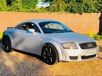 2005 54, Audi TT Coupe 3.2 V6 DSG QUATTRO Coupe + 1 LADY OWNER SINCE 2005
