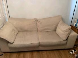Double sofa + 2× single seater