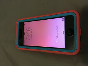 Pink iPhone c rogers