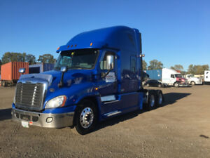 2014 Freightliner Cascadia-Automatic Transmission