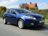 2011 Fiat Bravo 1.6 MULTIJET DYNAMIC ECO 5DR TURBO DIESEL HATCHBACK ** 68,000...