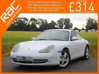 1999 Porsche 911 996 3.4 Carrera2 Tiptronic Auto Sunroof Full Leather Great Cond