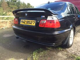 BMW 316i saloon parts available e46 model