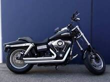 2011 HARLEY-DAVIDSON DYNA FAT BOB Cannington Canning Area Preview