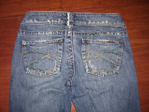 Womans Silver Jeans Carina