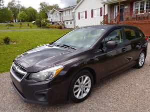 2012 Subaru Impreza Touring Hatchback **REDUCED**