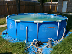 Above Ground Pool $450 Firm
