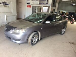Mazda Mazda3 4dr Sdn 2005