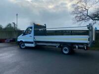 2016 Mercedes-Benz Sprinter 3.5t DROPSIDE CHASSIS CAB Diesel Manual