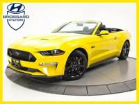 2018 Ford Mustang GT CUIR MAGS V8 5.0l CONVERTIBLE