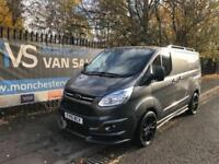 2015 FORD TRANSIT CUSTOM 2.2 270 LIMITED LR 125 BHP RS STYLING PACK AIR CON