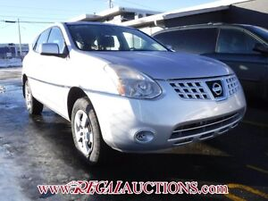 2008 NISSAN ROGUE S 4D UTILITY 2WD S