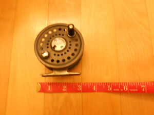 Moulinet pour canne mouche, Angleterre, Fly reel for rod