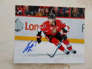Kyle Turris Autographed 8x10 Photo