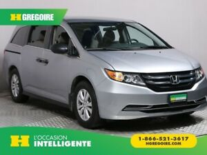 2016 Honda Odyssey SE 8 PASSAGERS A/C MAGS BLUETOOTH CAM RECUL