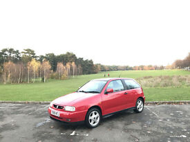 Seat Ibiza 2.0 16V GTI Cupra Sport 3 Door Hatchback Red