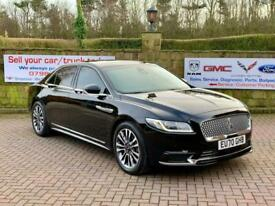 New 70 Reg Lincoln Continental 3.0 TwinTurbo 400HP AWD Flagship model with Video
