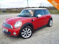 MINI HATCH COOPER 2013 Petrol Manual in Red
