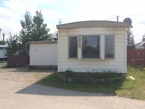 Mobile Home for Sale in Hinton - Rent to Own Options