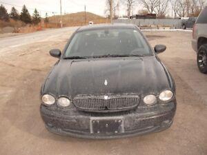 2002 Jaguar X-TYPE Sedan