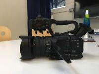 JVC GY-HM200E 4K video camcorder