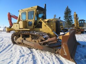 D7G CATERPILLAR WITH OVER $90,000 IN CAT PARTS www.knullent.com